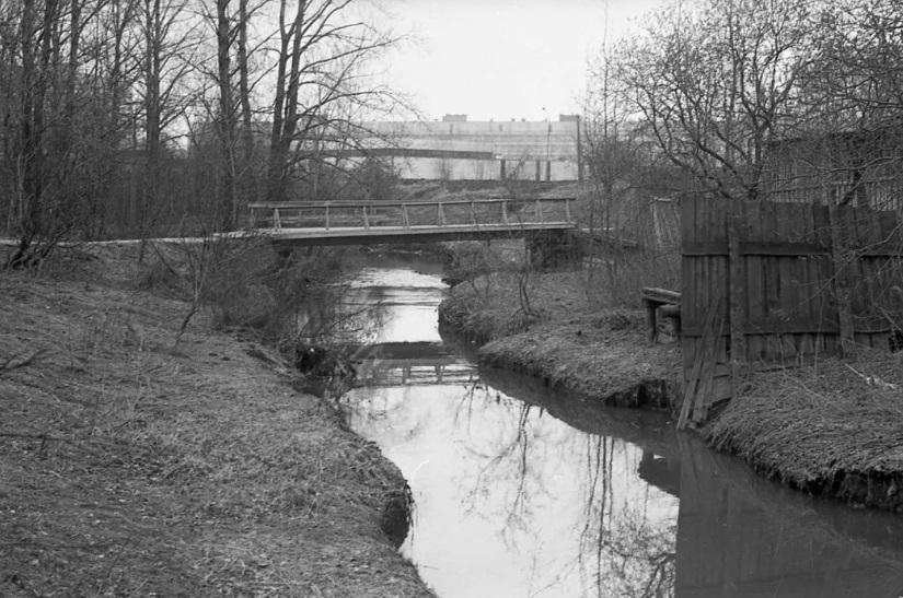 2-й Волковский мост спб