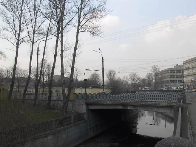 грааповский мост спб