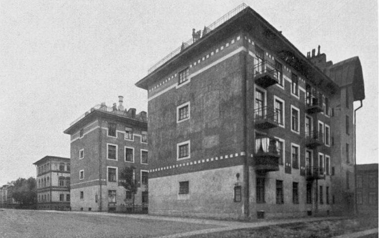 нобелевский городок спб старое фото