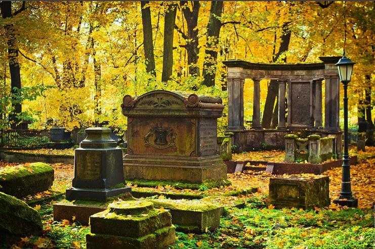 смоленское кладбище спб