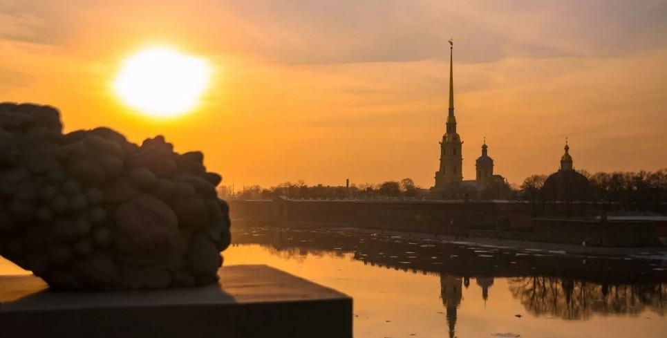 петербург красивое фото спб