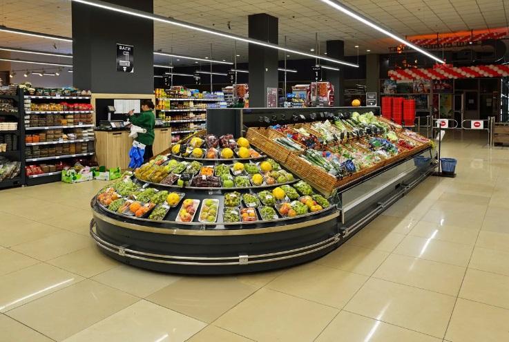 супермаркет внутри фото