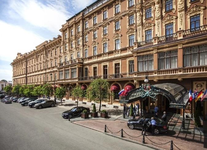 гранд отель европа спб