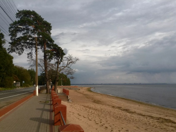 курортный район петербург