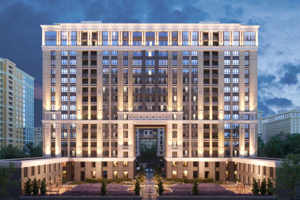 апарт-комплекс бизнес-класса Promenade
