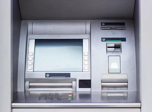 банкомат фото