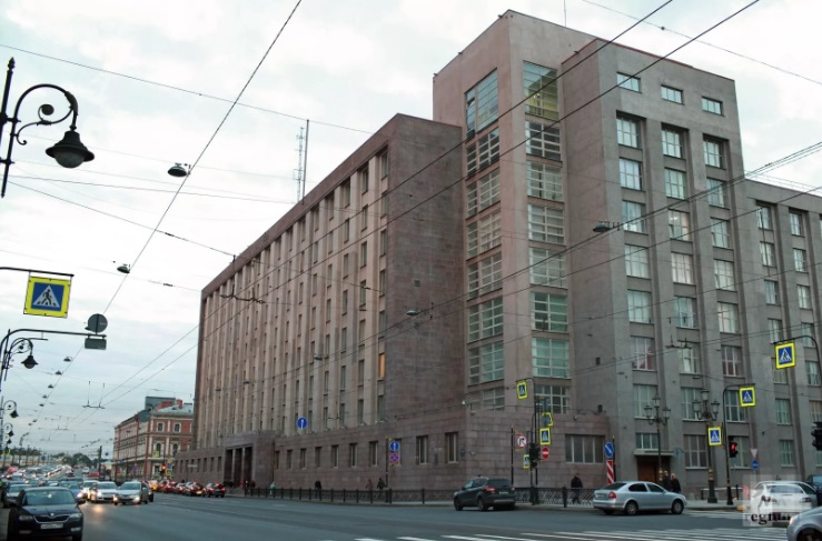 здание фсб петербург
