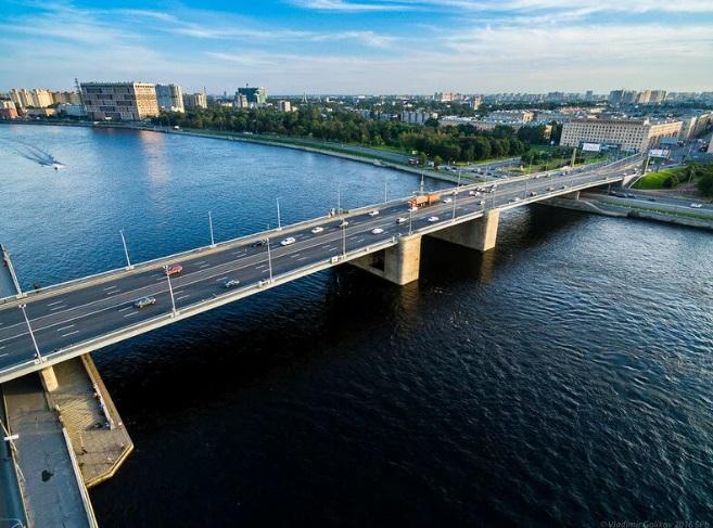 володарский мост фото