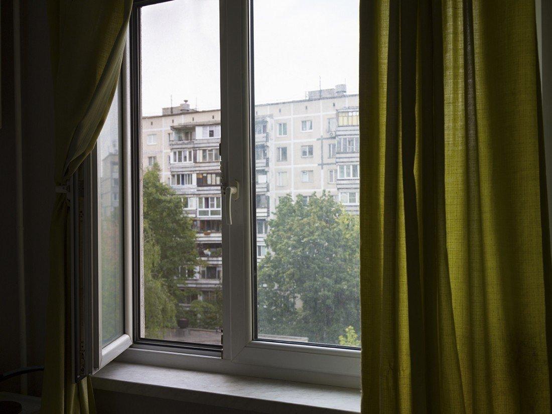 открытое окно фото