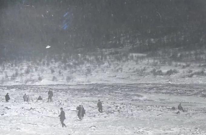 перевал дятлова фото