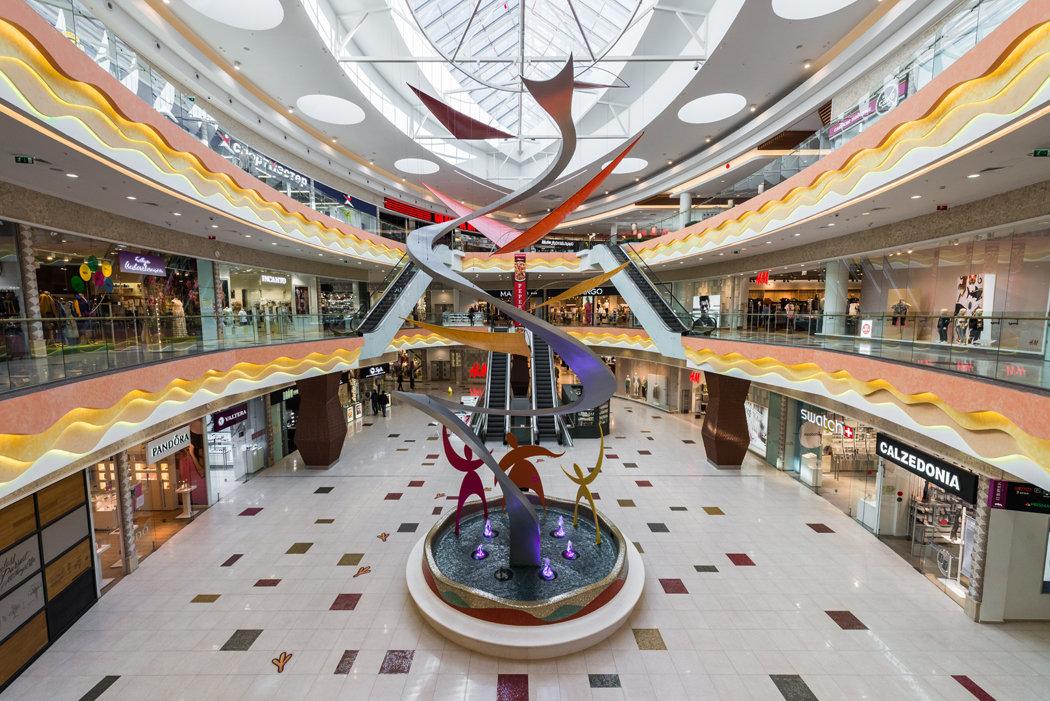 трк торговый центр европолис