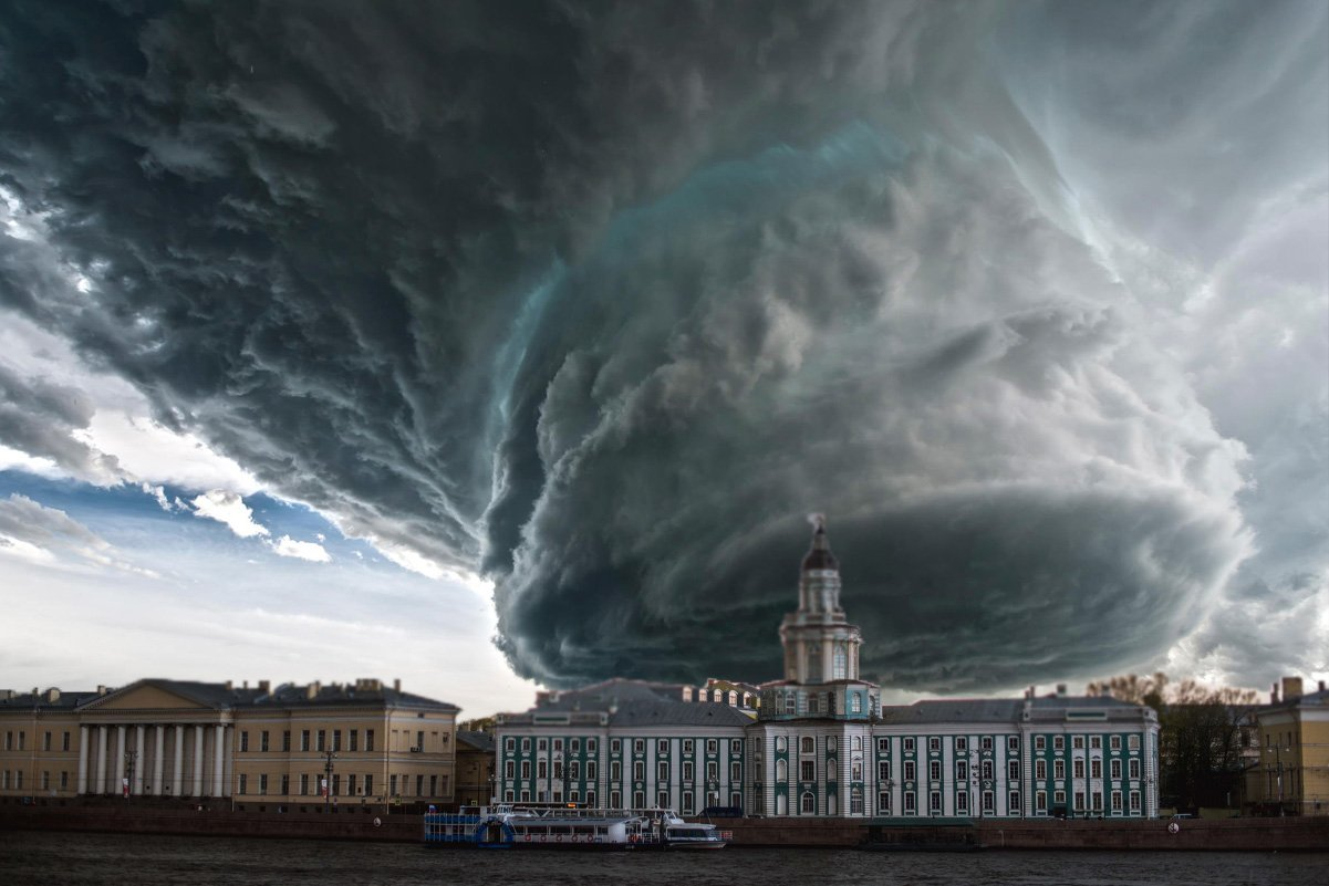 ураган питер фото