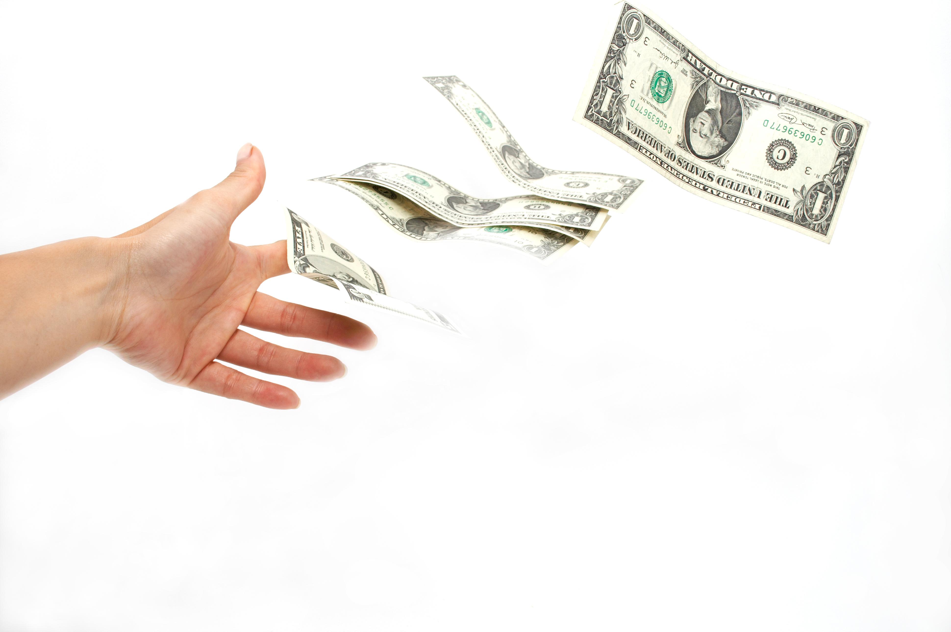 мечут деньги