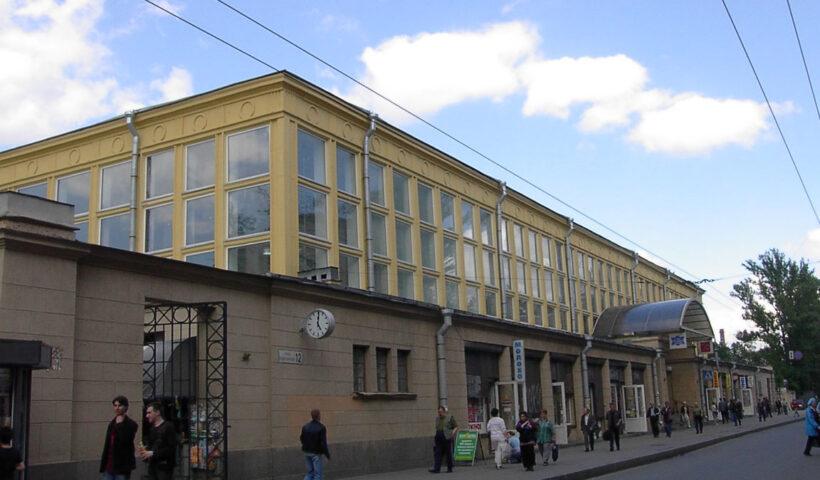 московский рынок решетникова электросила