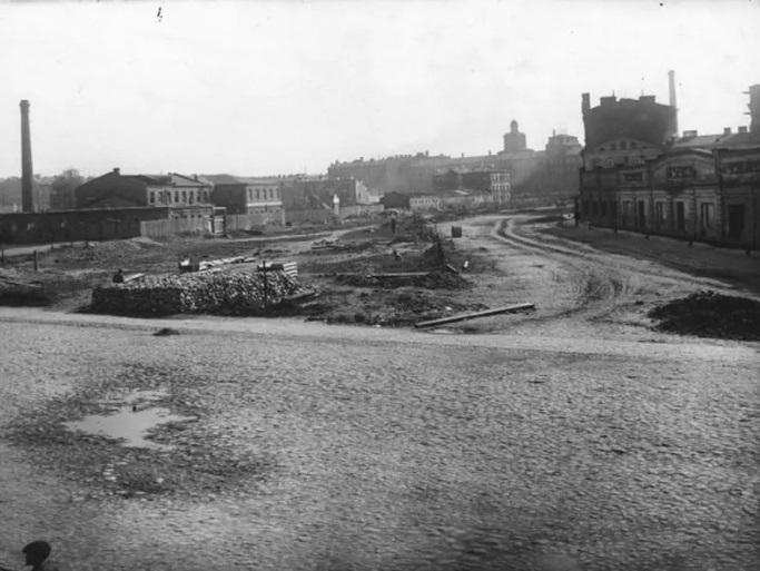 улица циолковского петербург старое фото обводный