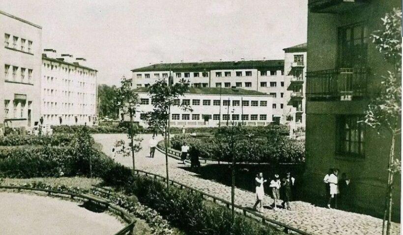 Батенинский жилмассив ленинград старое фото спб