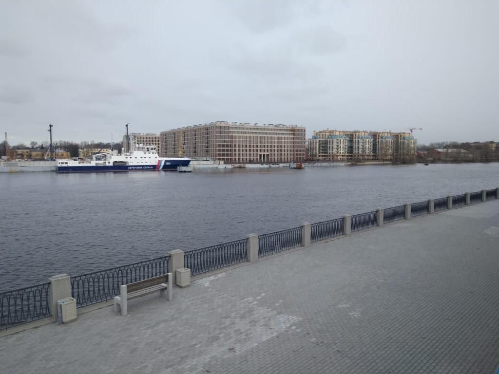 ЖК Grand View Setl city петровский остров
