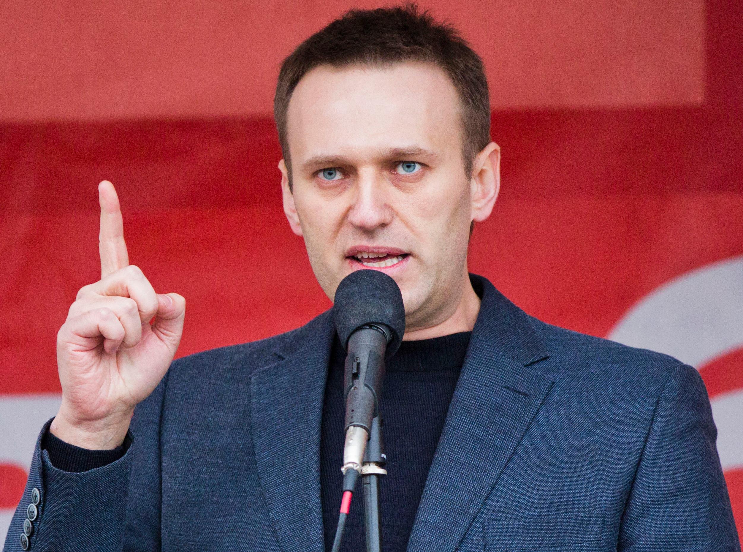 навальный фото