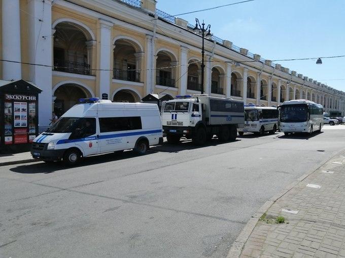 акция в петербурге хабаровск 8 августа