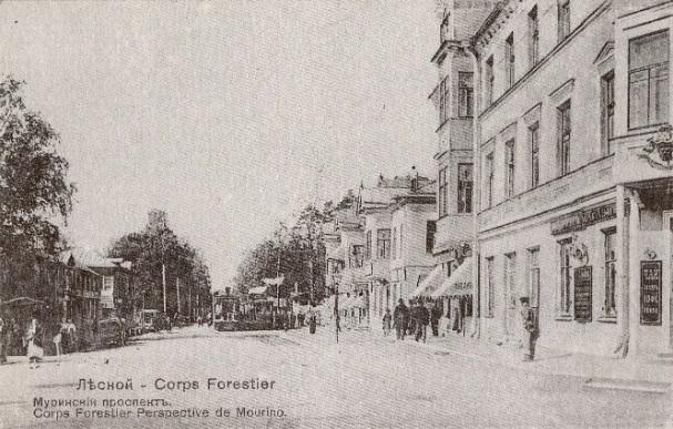 2-й муринский ленинград старое фото