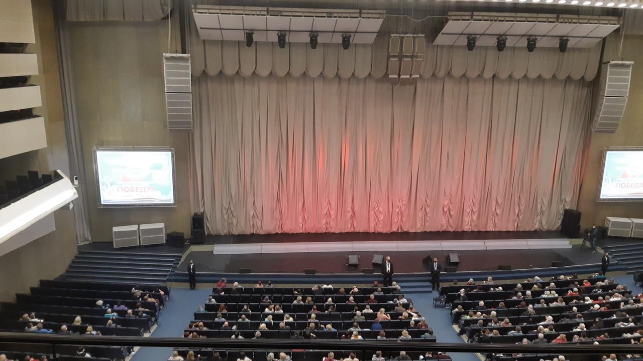 """""""Концерт смерти"""" для стариков начался в Петербурге"""