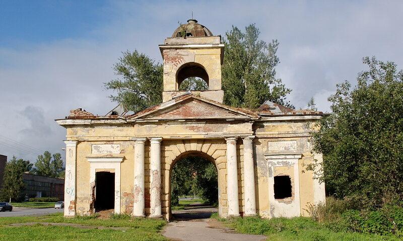 КГИОП запретил реставрировать Александровские ворота, Водопьянов
