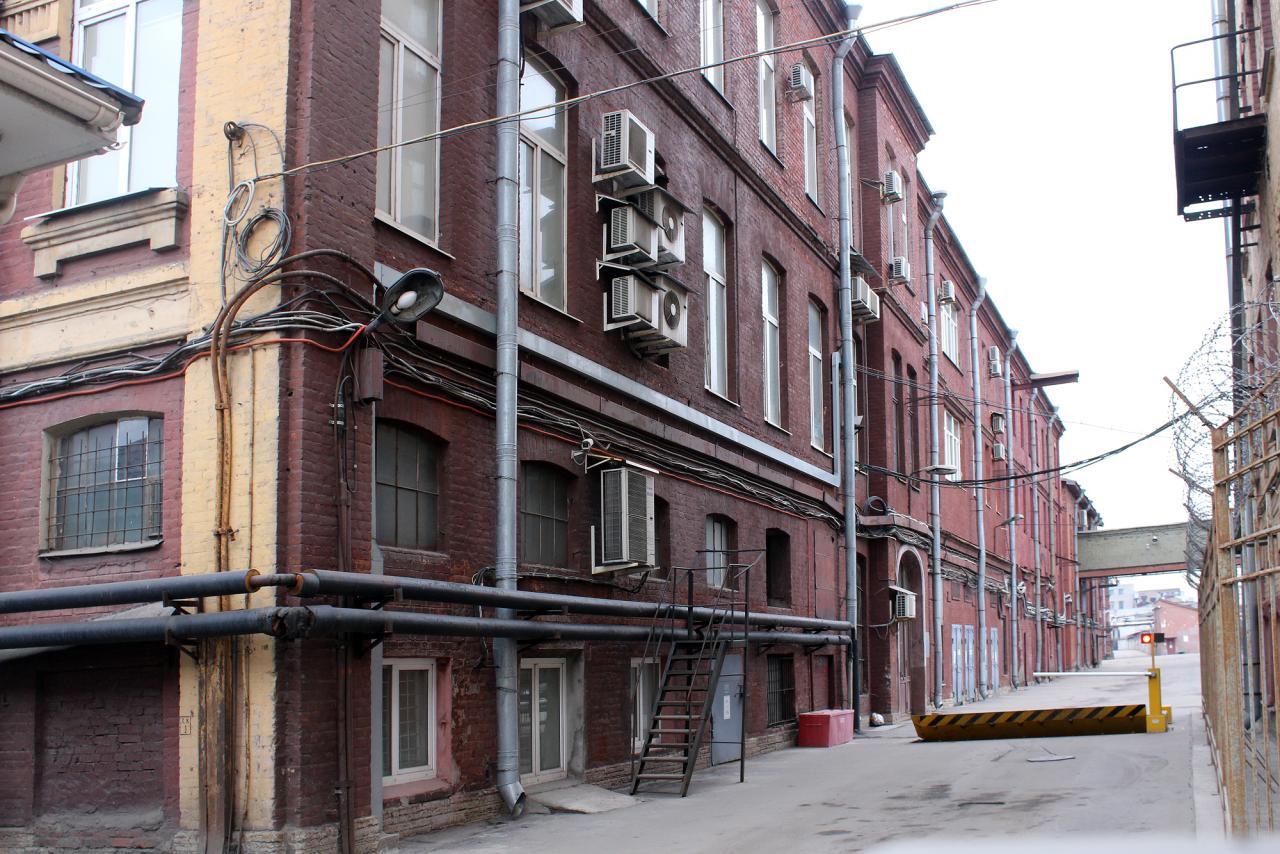 Электростанция Общества электрического освещения на Обводном канале - история