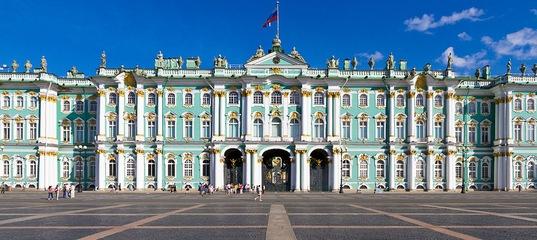 Зимний дворец в Петербурге