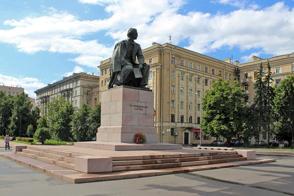 памятник чернышевскому петербург