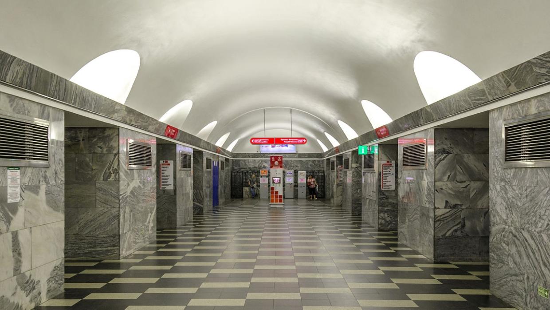 закрытие станции метро чернышевская