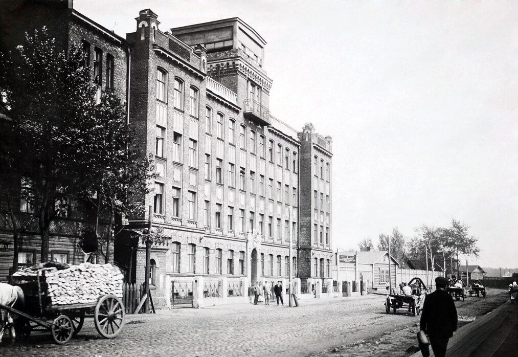 чугунная улица петербург фото