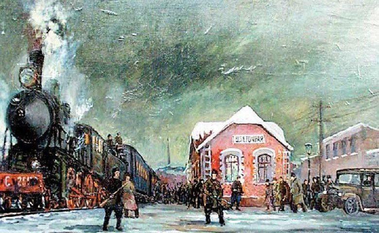 станция цветочная петербург перенос столицы