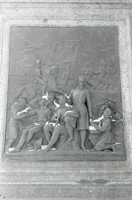 яков виллие памятник петербург