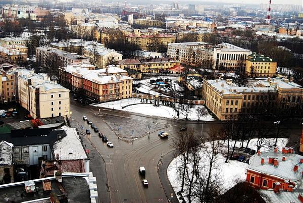 площадь военных медиков петербург
