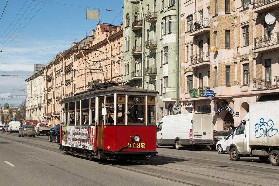 выборгская трамвайная подстанция лесной 28